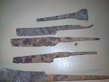 Лот разных ножей, фото №7