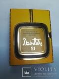Набор из духов и дезодорант Дзинтарс 21 Цена 25руб 11 1989г, фото №3