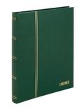 Кляссер серии Standard с 32 чёрными листами.1168 - G. Зелёный. фото 2