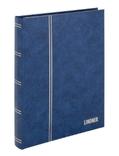 Кляссер серии Standard с 32 чёрными листами. 1168 - B. Синий. фото 2