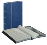 Кляссер серии Standard с 48 чёрными листами. 1169 - B. Синий.