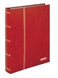 Кляссер серии Standard с 48 чёрными листами. 1169 - R. Красный. фото 2