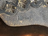 Икона Спас, оклад 84, позолота, съёмная рама photo 6