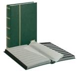 Кляссер серии Standard с 48 чёрными листами. 1169 - G. Зелёный.