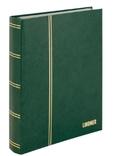 Кляссер серии Standard с 48 чёрными листами. 1169 - G. Зелёный. фото 2