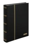 Кляссер серии Standard с 48 чёрными листами. 1169 - S. Чёрный. фото 2