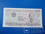 2000 Донг Вьетнам, фото №2