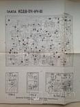 Магнитола Рекорд 301 Паспорт схема 1975 Бердский завод., фото №8