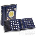 Альбом для монет номиналом в 2 евро Vista фото 1