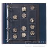 Альбом для монет Safe Professional A4 Premium Collections. Черный фото 2