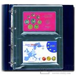 Альбом для монет Safe Professional A4 Premium Collections. Черный фото 4