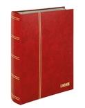 Кляссер серии Standard с 64 чёрными листами. 1170 - R. Красный. фото 2