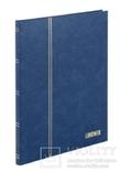 Кляссер серии Standard с 16 белыми страницами 230mmХ305mmХ15mm. 1160 - B. Синий.