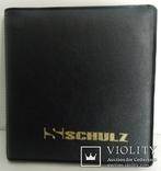 Карманный альбом. Фирма Shulhs. 86-S. Чёрный.