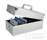 Кейс алюминиевый, для коллекционного материала - Safe.