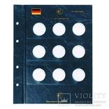 Листы для 10 евро, Германия. Mbleu10eu9