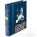 Альбом Vista для монет евро. Clopbieubl