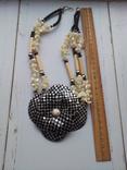 Ожерелье из перламутра, фото №6