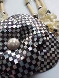 Ожерелье из перламутра, фото №7