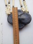 Ожерелье из перламутра, фото №10