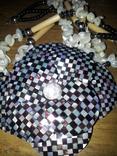 Ожерелье из перламутра, фото №12