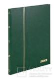 Кляссер серии Standard с 16 белыми страницами 230mm Х 305mm Х 15mm. 1160 - G. Зелёный.