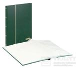 Кляссер серии Standard с 16 белыми страницами 230mm Х 305mm Х 15mm. 1160 - G. Зелёный. фото 2