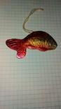 Елочное украшение Рыбка, фото №2