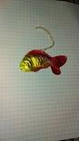 Елочное украшение Рыбка, фото №3