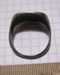 Перстень-печать щитковосрединный, фото №3