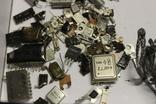 КР,РП14,Т805,КР155 та інше,361 грам., фото №5