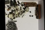 КР,РП14,Т805,КР155 та інше,361 грам., фото №8