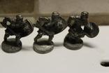 5 Вікінгів з одного набору, номерні 403-0--, вага всіх 70 грам, фото №5