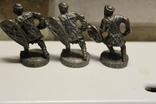 5 Вікінгів з одного набору, номерні 403-0--, вага всіх 70 грам photo 7