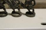 5 Вікінгів з одного набору, номерні 403-0--, вага всіх 70 грам photo 8
