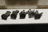 5 Вікінгів з одного набору, номерні 403-0--, вага всіх 70 грам, фото №10