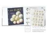 Иллюстрированный альбом: серия Все страны- эмитенты евро. Lindner 1108 Е. фото 1