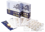 Иллюстрированный альбом: серия Все страны- эмитенты евро. Lindner 1108 Е. фото 2