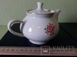Чайник Довбыш 50-е не использовался photo 3