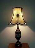 Настольная лампа - лот 19, фото №2