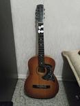 Акустическая гитара 6 струнная, фото №2