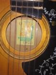 Акустическая гитара 6 струнная, фото №4
