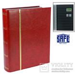 Альбом для марок Safe Premium. Красный
