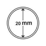 Капсулы для монет 20 мм 10 шт., фото №2