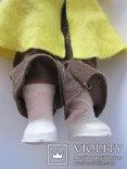 Кукла в брючном костюме 50см ГДР, фото №5