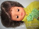 Кукла в брючном костюме 50см ГДР, фото №9