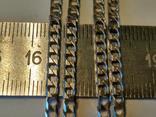 Цепочка 12 серебро, фото №3