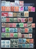 Альбом с марками Царской России, УНР,Германии и многих стран старого периода photo 9