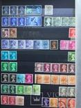 Альбом с марками Царской России, УНР,Германии и многих стран старого периода photo 10