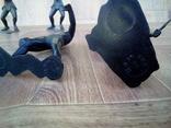 Болшые фигуры солдатов ссср + бонус подарок два солдата, фото №6